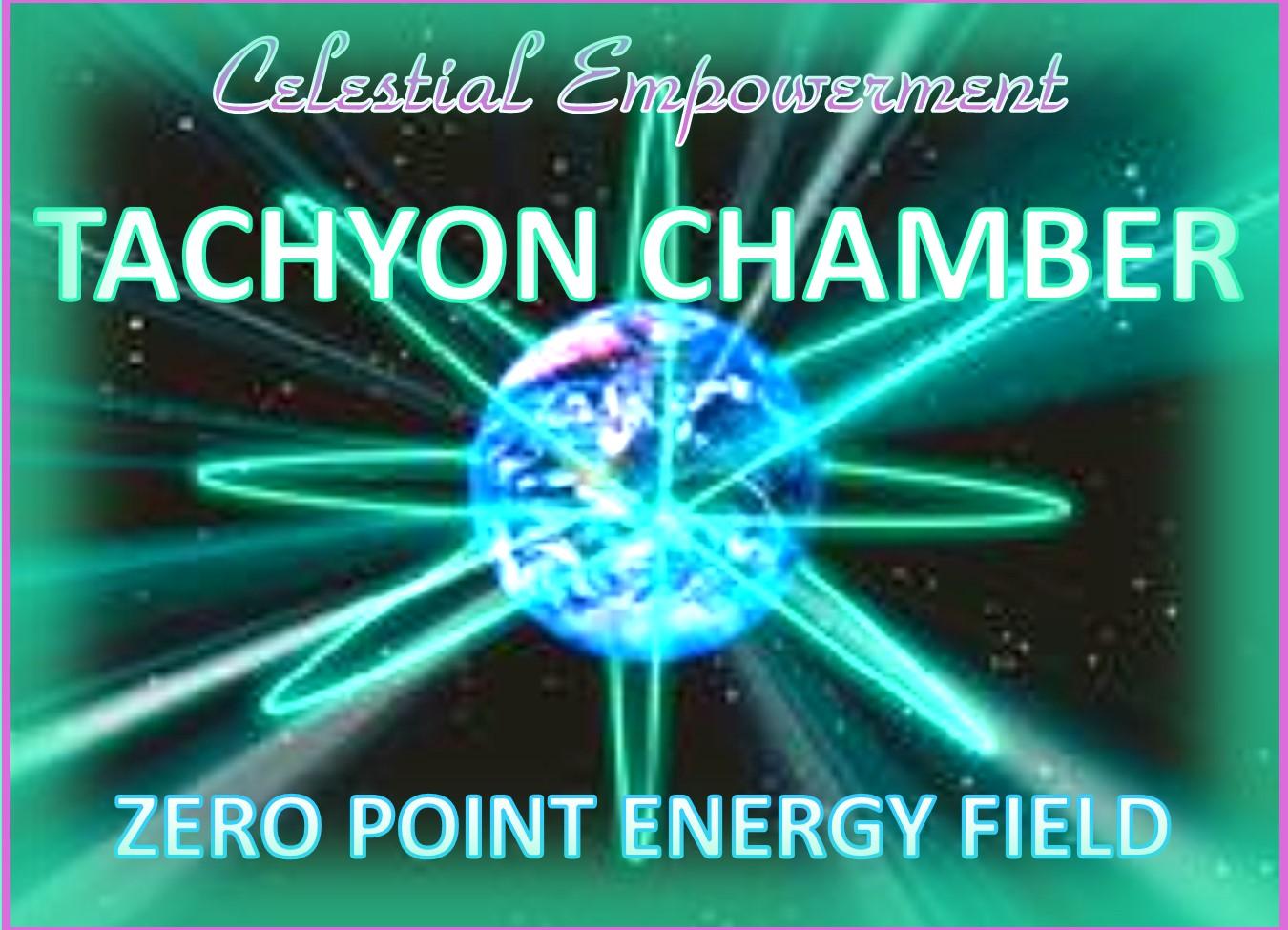 Tachyon Chamber logo
